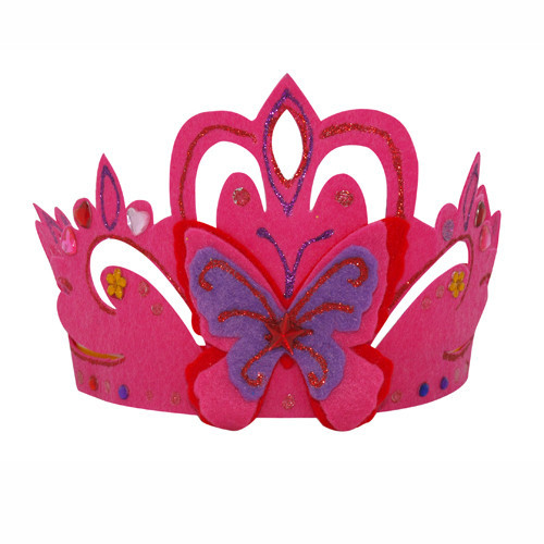 500x500 Seedling My Princess Crown Craft Kit Create Your Own Princess