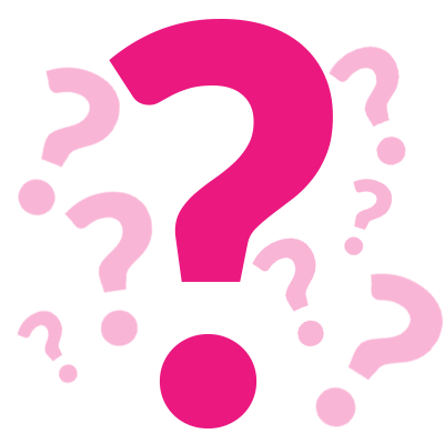 400x400 Graphics For Pink Question Mark Graphics