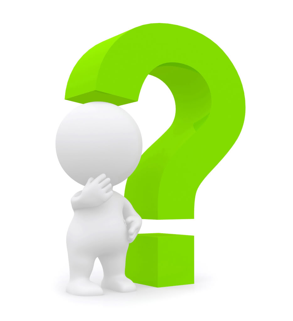 934x1024 Man With Question Mark Clipart 3