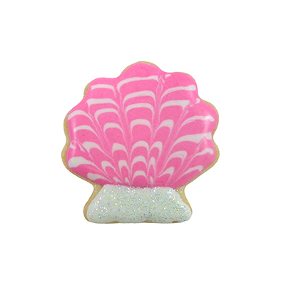 394x400 Mini Seashell Cookie Cutter
