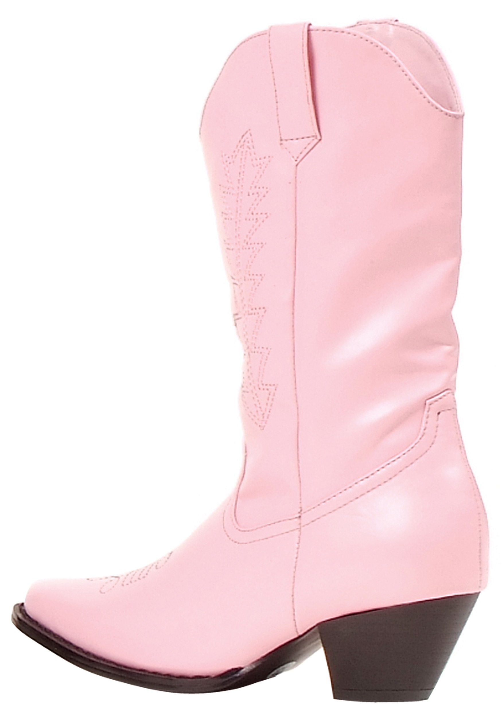 1750x2500 Girls Pink Cowgirl Boots