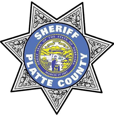 472x479 Platte county Sheriff NE LE badges