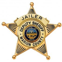 265x265 Police Badge Chief Supply