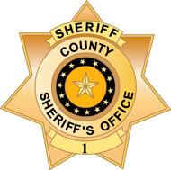 190x189 Sheriff Badge Clipart