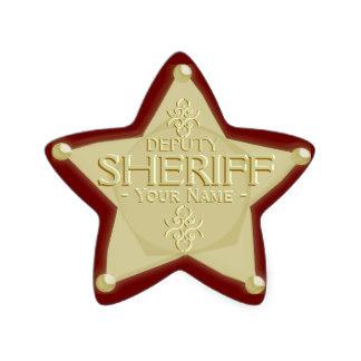 324x324 Sheriff Birthday Gifts on Zazzle