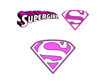 340x270 Supergirl Logo Etsy