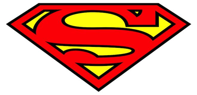 660x320 Superman Logo Clipart