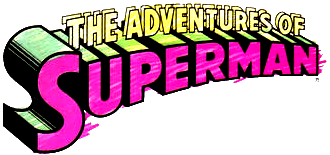 330x155 Adventures Of Superman Logo Comics Wiki Fandom Powered By Wikia