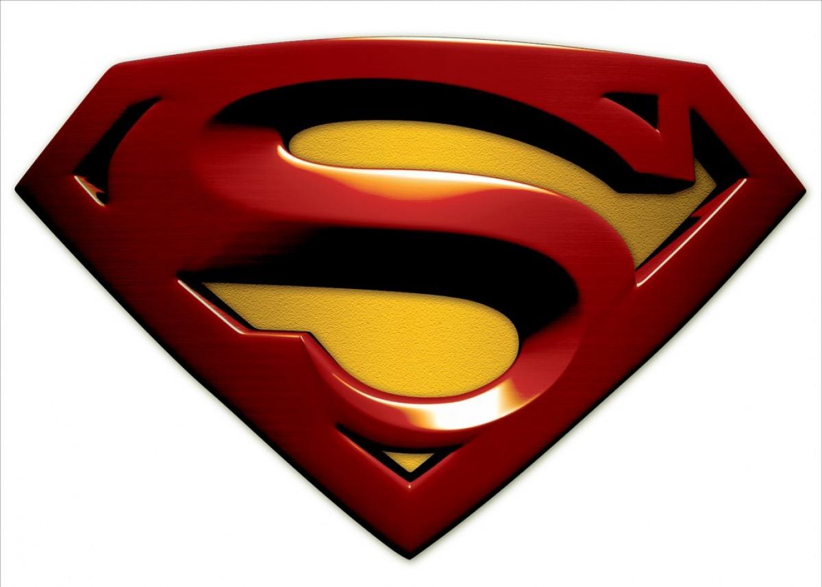 1200x857 Superman Logo Clipart