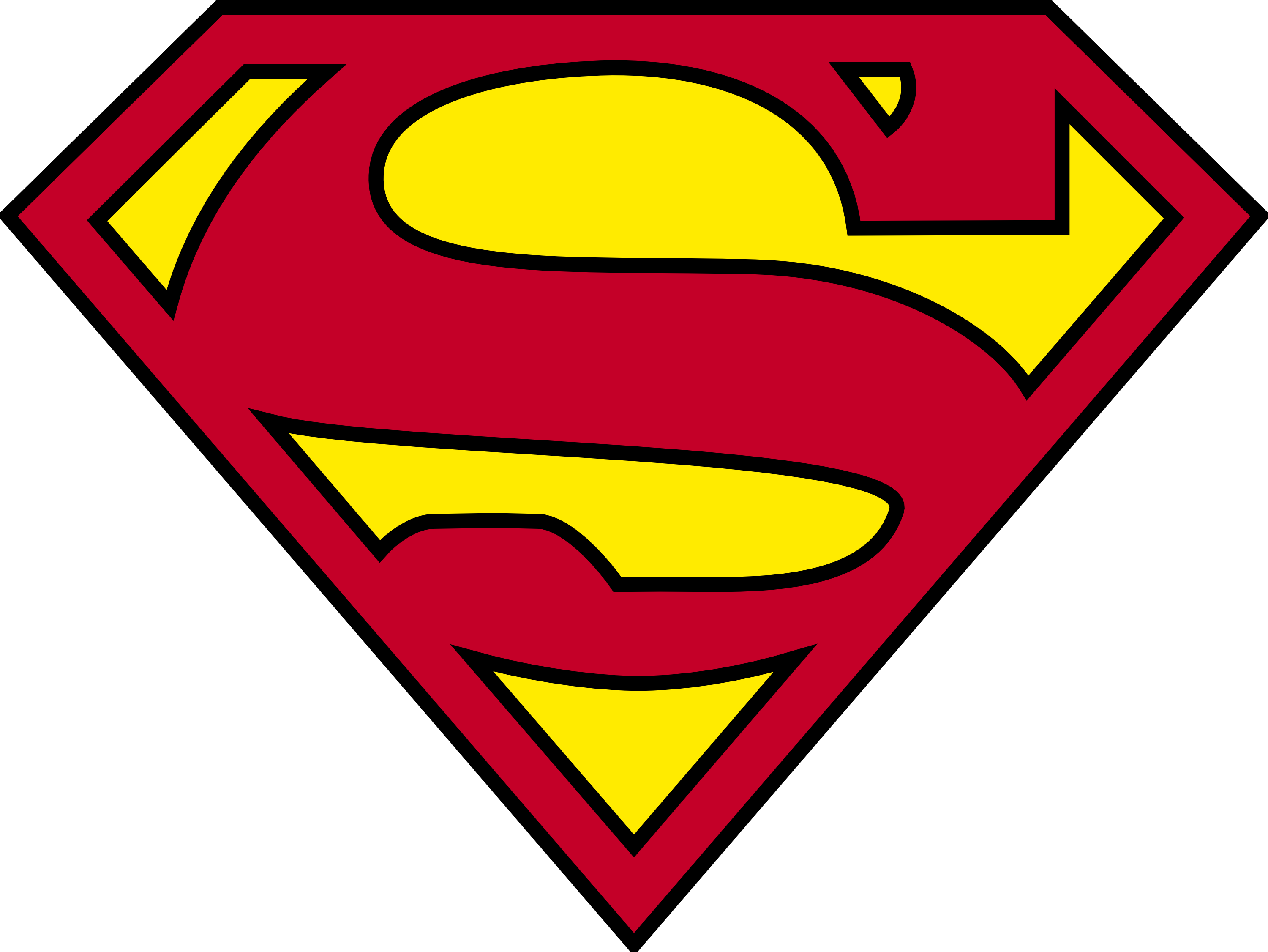 3001x2252 Superman Logo Png Transparent Images Png All