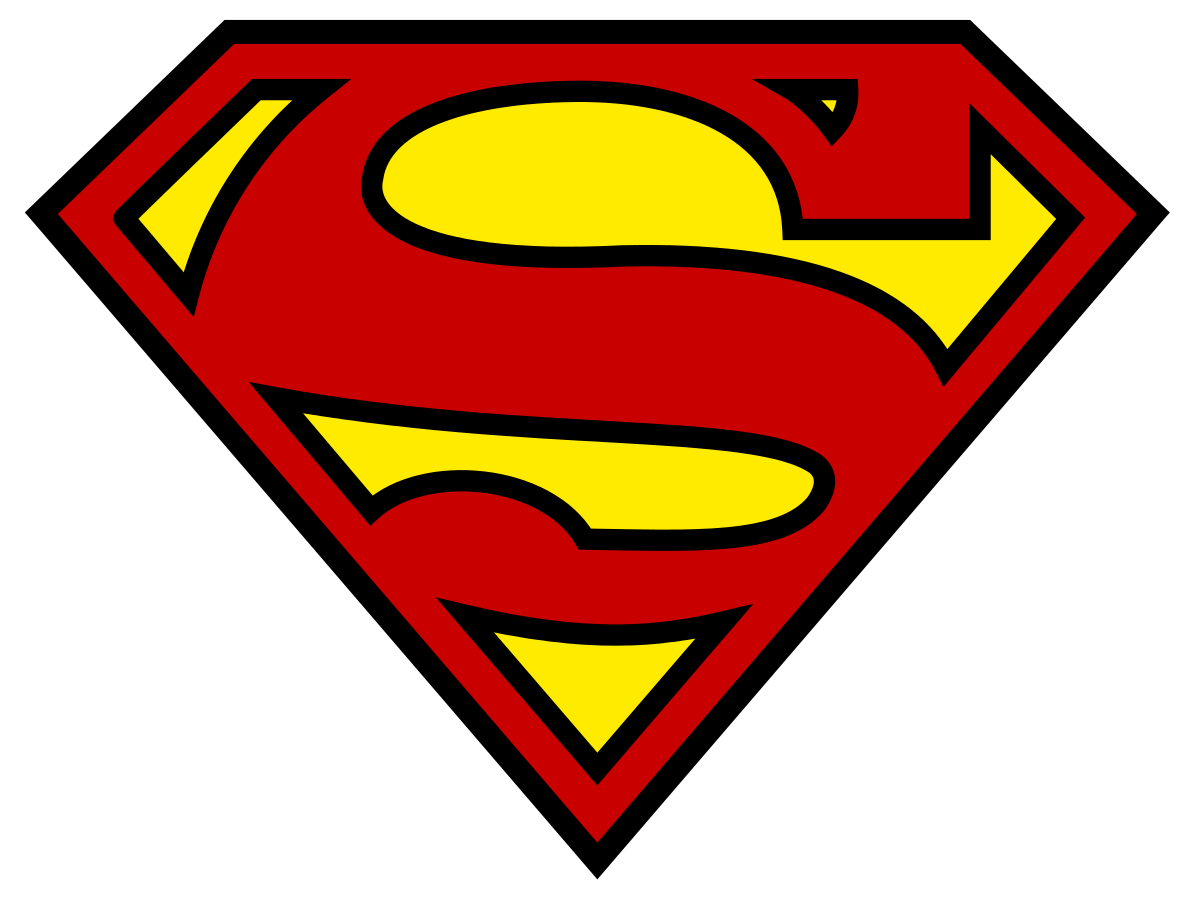 1200x901 Superman Logo
