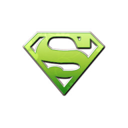256x256 Superman Legacy Icon Tags Icons Etc