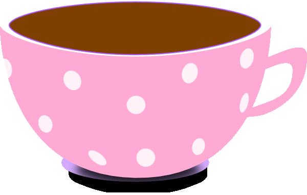 600x381 Tea Clipart Pink Tea Cup