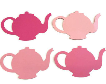 340x270 Teapot Clipart Pink Teapot