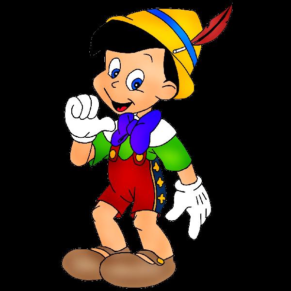 600x600 Pinocchio Clip Art