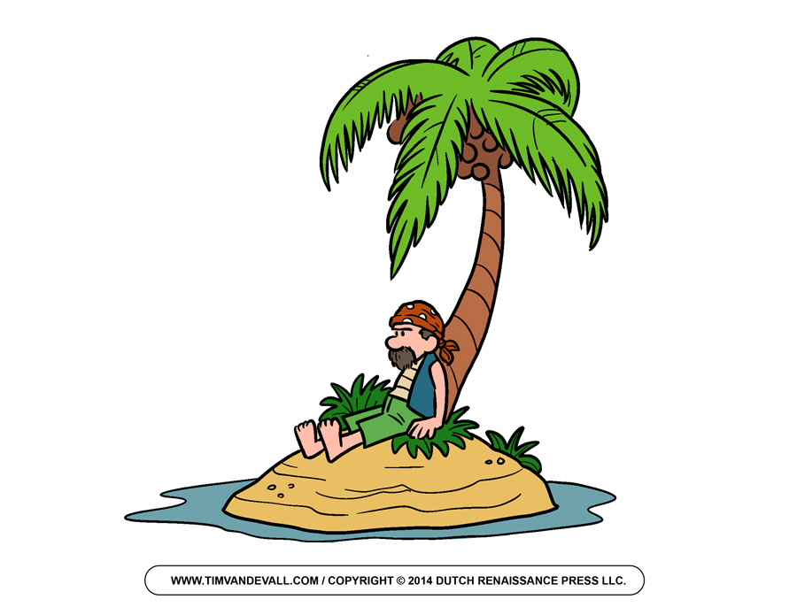 900x695 Island Clipart Pirate Island