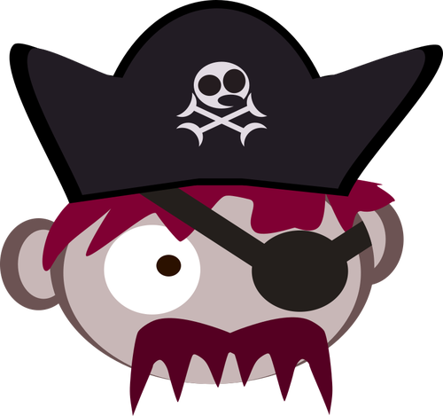 Pirate Hat Clipart