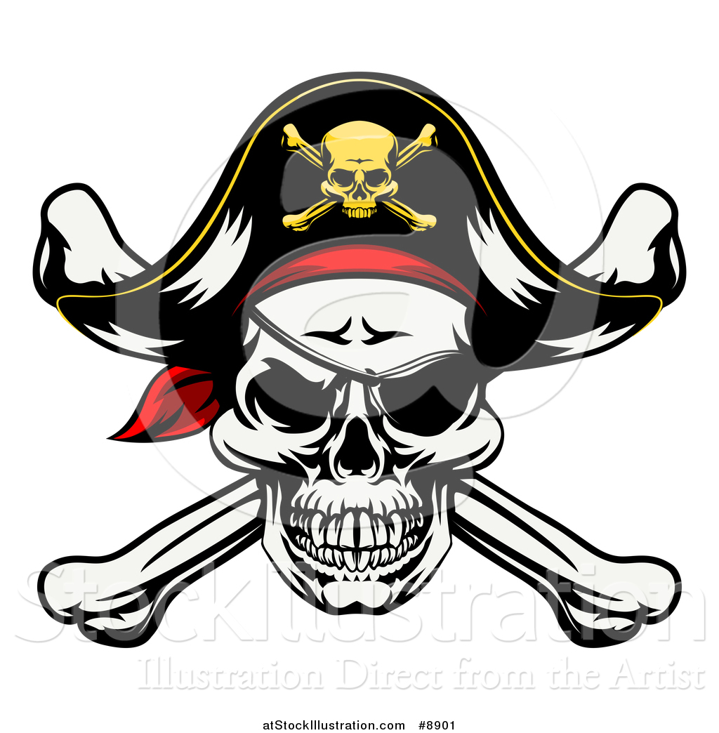 1024x1044 Pirate Clipart Skull And Crossbones