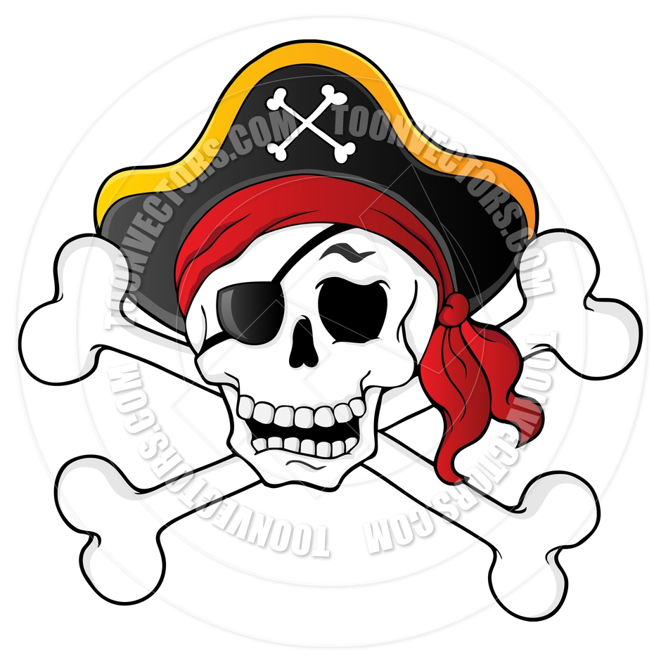 940x940 Pirate Clipart Skull And Crossbones