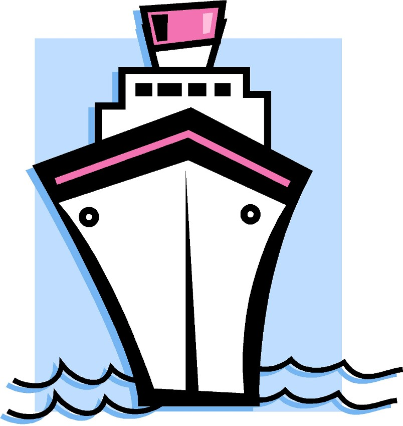 804x849 Free Clip Art Cruise Ship Clipartfest 2