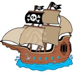 150x150 Pirate Ship Clip Art Cartoon Pirate Ship Clip Art Clipartfest