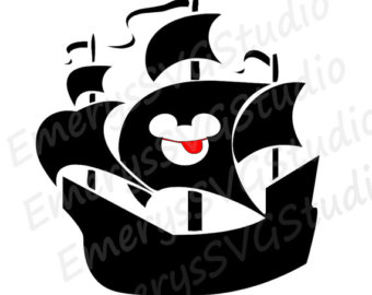 340x270 Pirate Ship Etsy