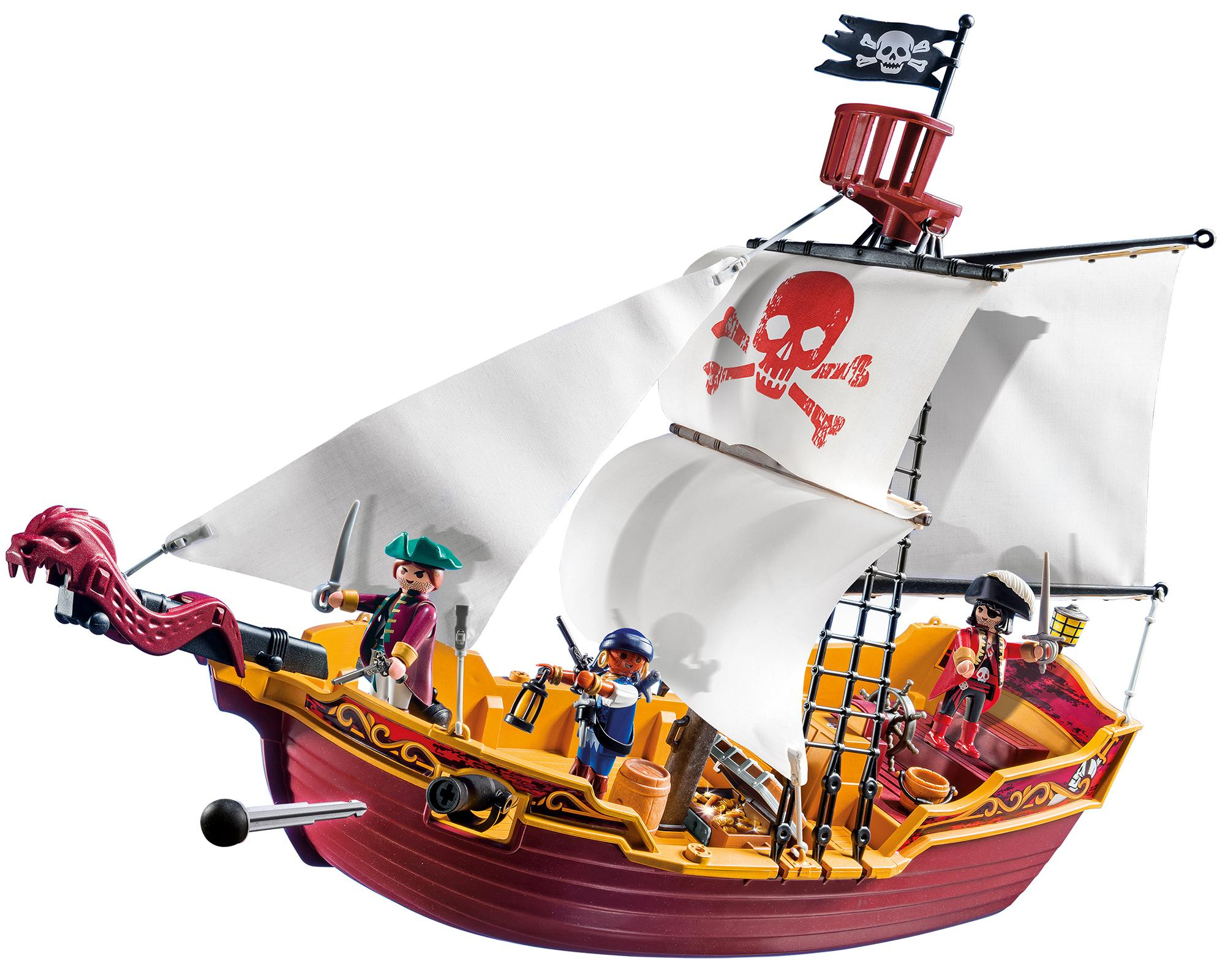 2000x1600 Playmobil Red Serpent Pirate Ship Toys Amp Games