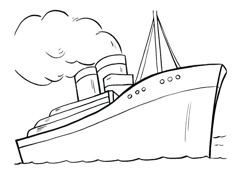 800x638 Container Ship Coloring Pages Murderthestout