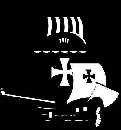 400x427 Pirate Ship Outline