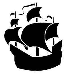 236x259 Pirate Ship Silhouette Clip Art. Download Free Versions