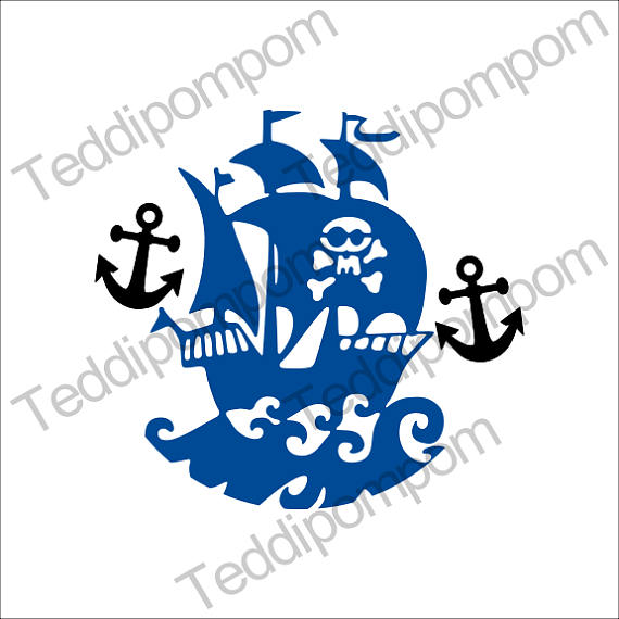 570x570 Pirate Ship Outline Svg Pirate Svg Pirate Paper Cut Png