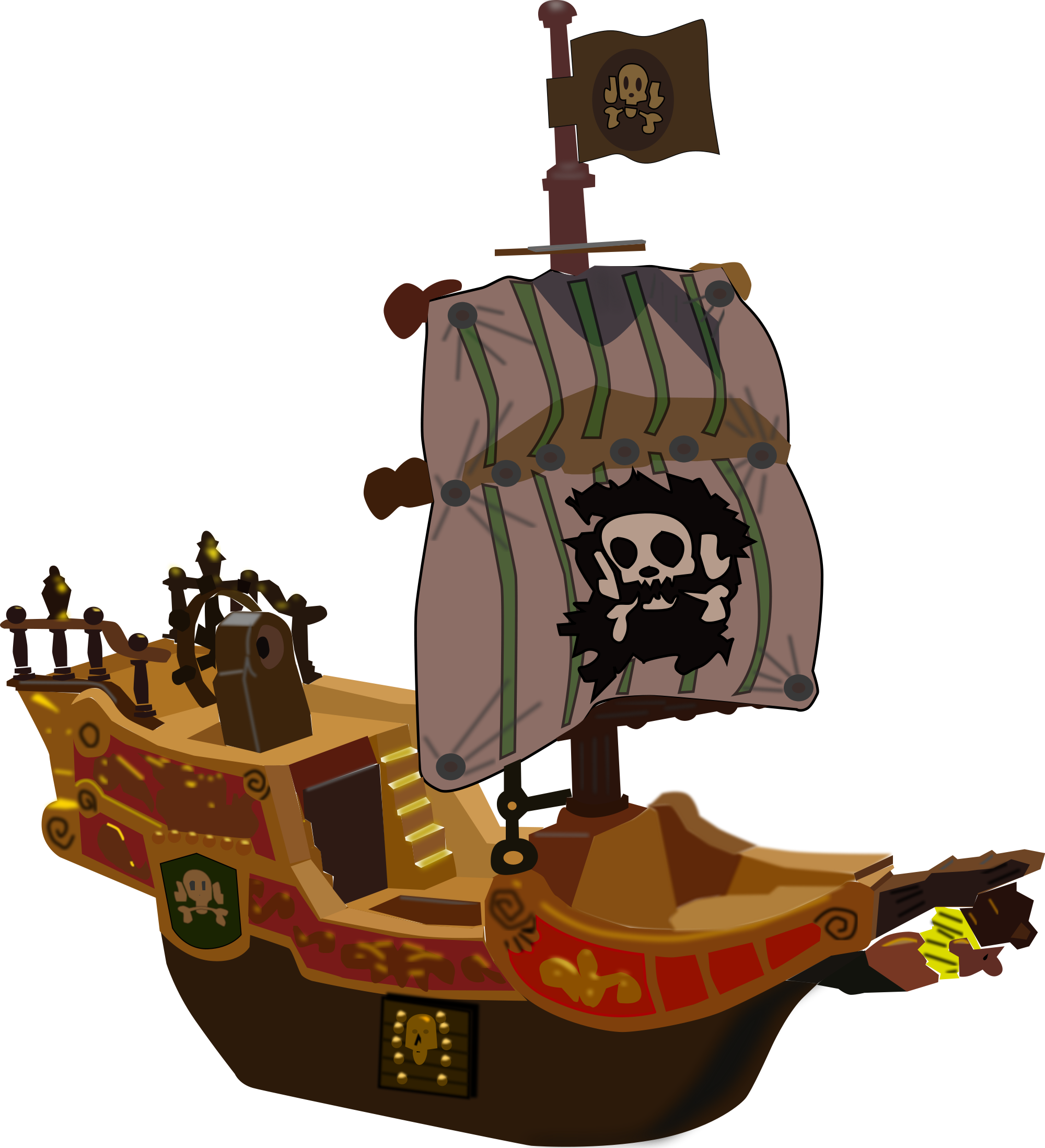 2000x2196 Filepirate Ship.svg