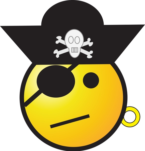575x600 Pirate Free Vector In Open Office Drawing Svg ( Svg ) Vector