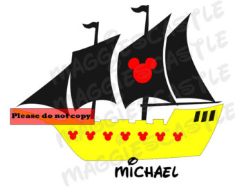 340x270 Pirate Ship Svg Etsy