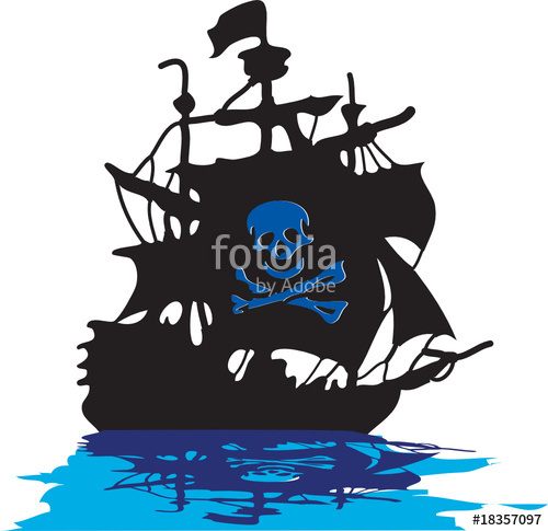 500x485 Spyglass Pirate Scope Stock Image And Royalty Free Vector Files