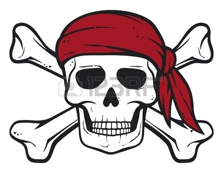 450x348 Pirates Of The Caribbean Clipart Skull And Crossbones