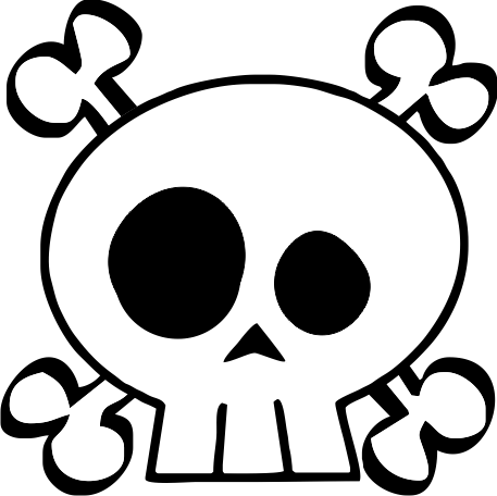 Pirate Skull And Crossbones Clipart Free Download Best Pirate