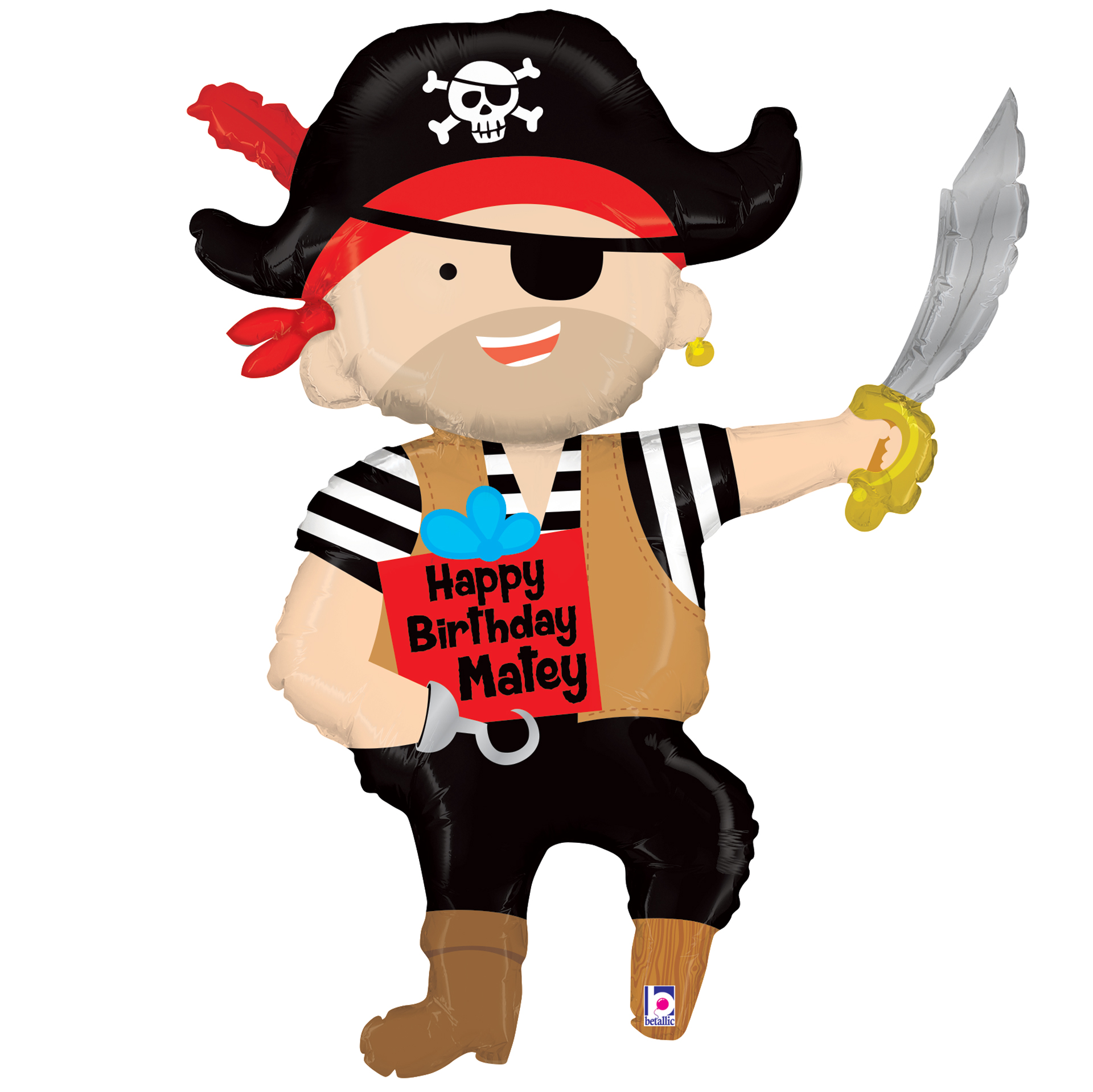 1920x1919 Pirate Birthday Party Supplies, Theme Party Packs