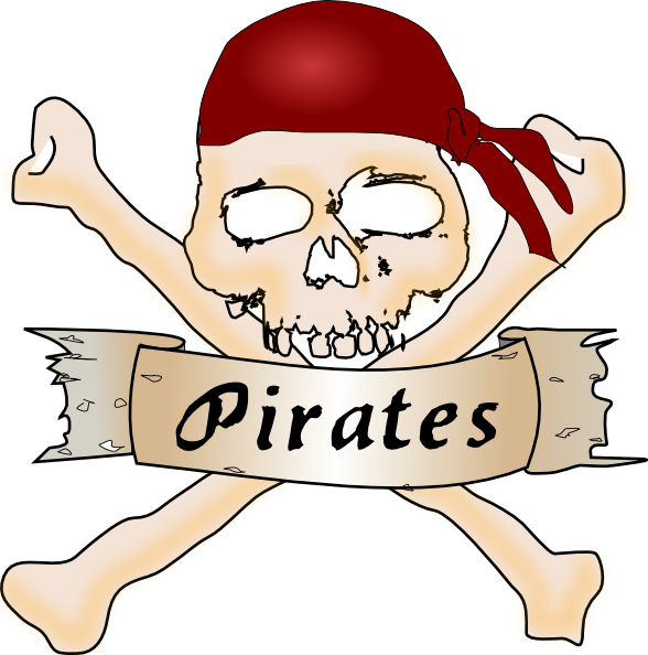 588x594 Image Of Pirate Clipart