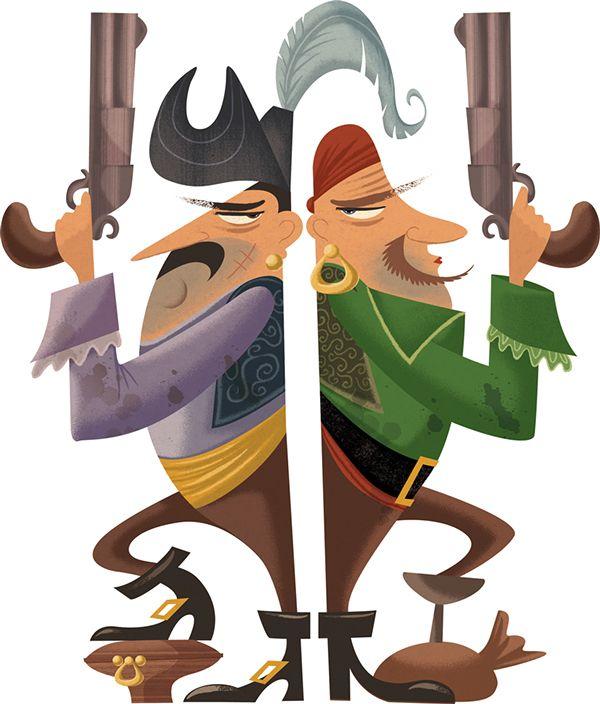 Pirates Cartoon Pictures