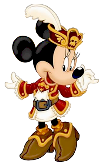 336x542 Minnie Mouse Pirate Clipart Clipart Panda