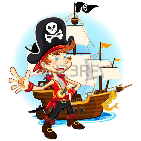 450x450 Pirates Of The Caribbean clipart pirate ship