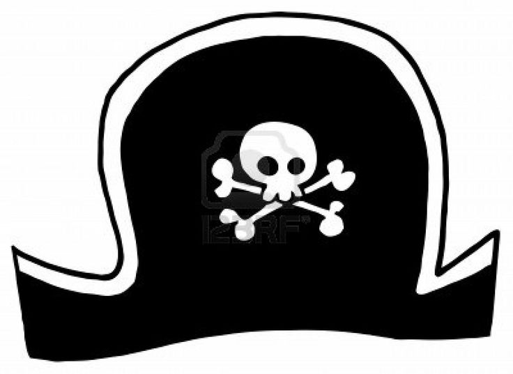 Pirates Hat Clipart