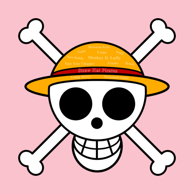 630x630 Straw Hat Pirates