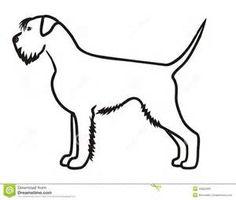 236x200 Pin By Cathy Mattox On Dog Stencils Drawing Stencils