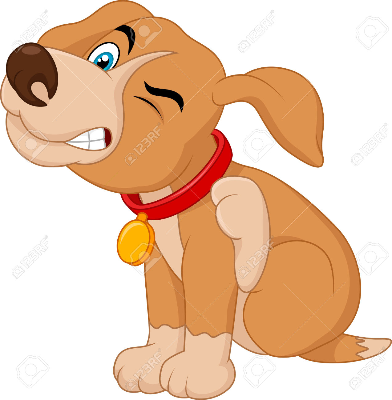 1273x1300 Pitbull Clipart Cartoon