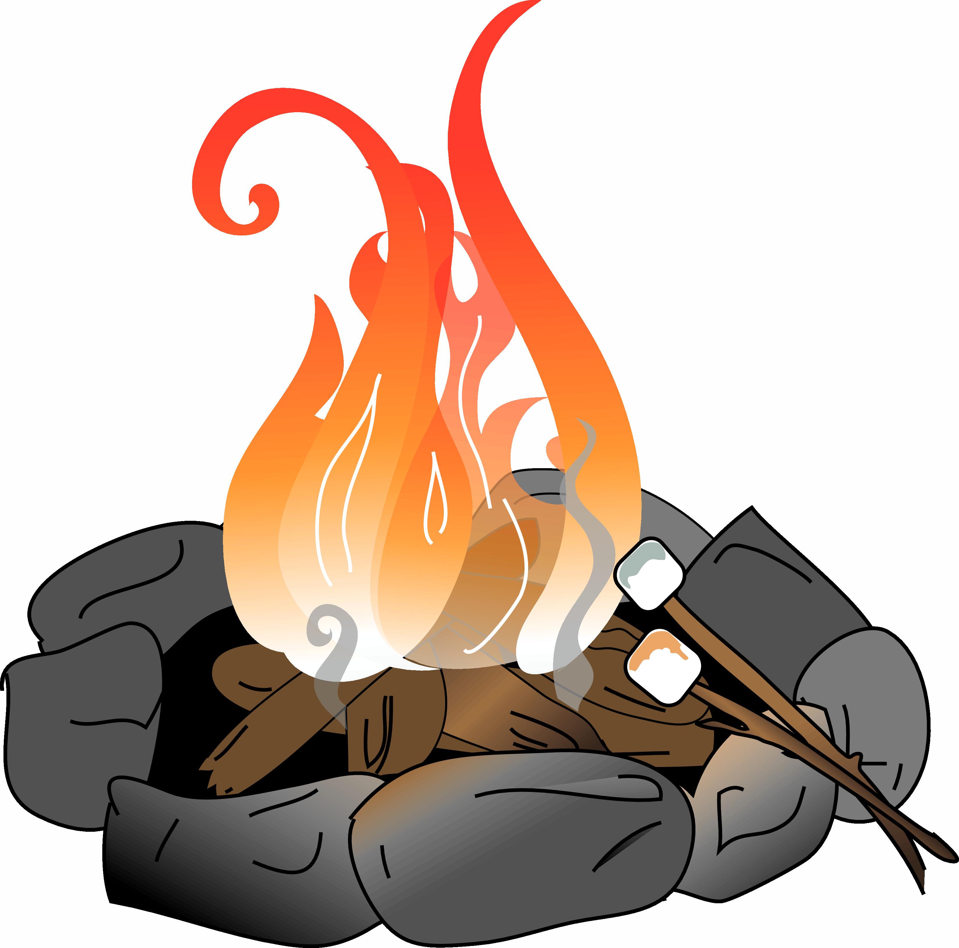 3300x3262 Fire Pit Clipart