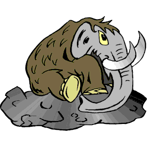 300x300 Mammoth In Tar Pit Clipart, Cliparts Of Mammoth In Tar Pit Free