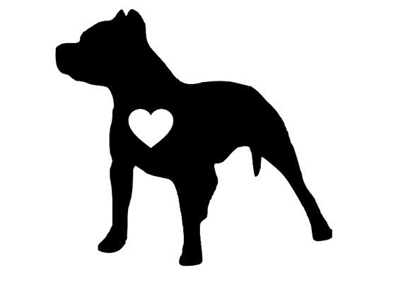 570x403 Pit Bull Clipart Many Interesting Cliparts