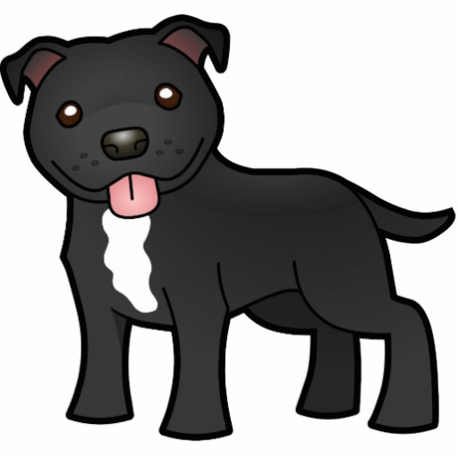 512x512 Pit Bull Clipart Cartoon